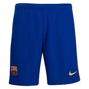 Calção oficial Nike Barcelona 2017 2018 I jogador