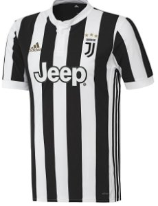 Camisa oficial Adidas Juventus 2017 2018 I jogador sem patch