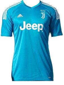 Camisa oficial Adidas Juventus 2017 2018 I Goleiro