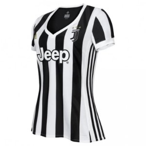 Camisa Feminina oficial Adidas Juventus 2017 2018 I