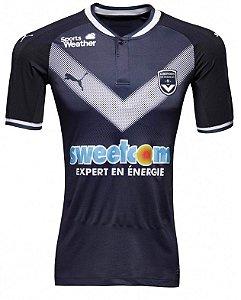 Camisa oficial Puma Bordeaux 2017 2018 I jogador