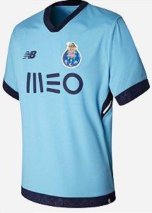 Camisa oficial New Balance Porto 2017 2018 III jogador