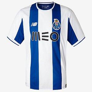 Camisa oficial New Balance Porto 2017 2018 I jogador