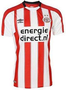 Camisa oficial Umbro PSV Eindhoven 2017 2018 I jogador