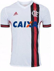 Camisa oficial Adidas Flamengo 2017 II jogador