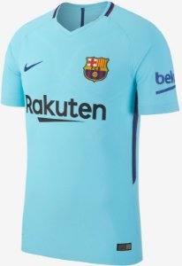 Camisa oficial Nike Barcelona 2017 2018 II jogador