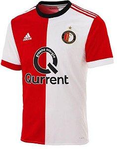 Camisa oficial Adidas Feyenoord 2017 2018 I jogador