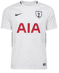 Camisa oficial Nike Tottenham 2017 2018 I jogador