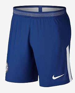 Calção oficial Nike Chelsea 2017 2018 I jogador