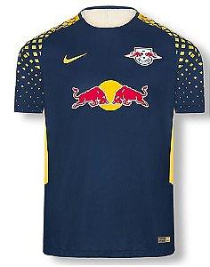 Camisa oficial Nike RB Leipzig 2017 2018 II jogador
