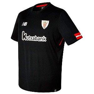 Camisa oficial New Balance Atletico de Bilbao 2017 2018 II jogador