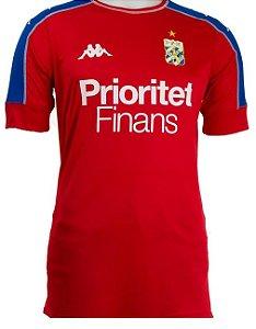 Camisa oficial Kappa IFK Goteborg 2017 2018 III jogador