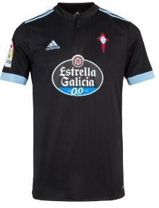 Camisa oficial Adidas Celta de Vigo 2017 2018 II jogador