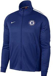 Jaqueta oficial Nike Chelsea 2017 2018 Azul