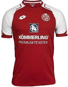 Camisa oficial Lotto Mainz 2017 2018 I jogador