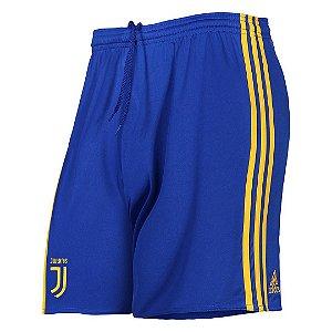 Calção oficial Adidas Juventus 2017 2018 II jogador