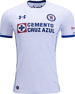 Camisa oficial Under Armour Cruz Azul 2017 2018 II jogador