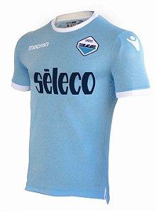 Camisa oficial Macron Lazio 2017 2018 I jogador