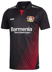 Camisa oficial Jako Bayern Leverkusen 2017 2018 I jogador