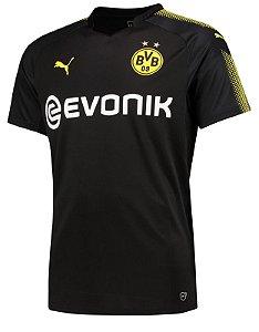 Camisa oficial Puma Borussia Dortmund 2017 2018 II jogador