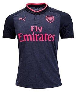 Camisa oficial Puma Arsenal 2017 2018 III jogador
