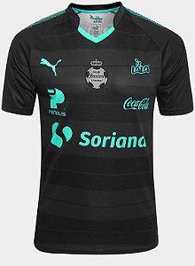 Camisa oficial Puma Santos Laguna 2017 2018 II jogador