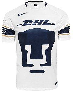 Camisa oficial Nike Pumas Unam 2017 2018 I jogador