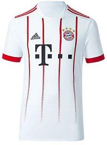 Camisa oficial Adidas Bayern de Munique 2017 2018 III jogador