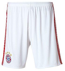 Calção oficial Adidas Bayern de Munique 2017 2018 III jogador