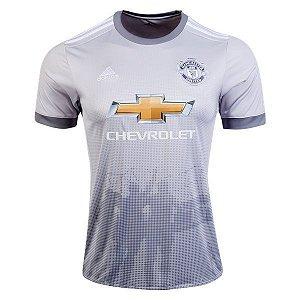 Camisa oficial Adidas Manchester United 2017 2018 III jogador
