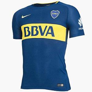 Camisa oficial Nike Boca Juniors 2017 2018 I Jogador