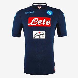Camisa oficial Kappa Napoli 2017 2018 III jogador