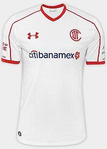 Camisa oficial Under Armour Toluca 2017 2018 II jogador