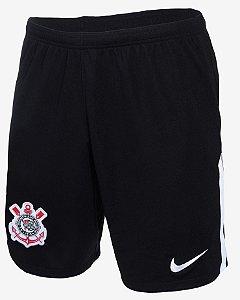 Calção oficial Nike Corinthians 2017 I jogador