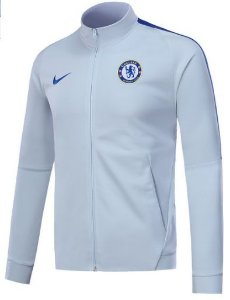 Jaqueta oficial Nike Chelsea 2017 2018 Branca