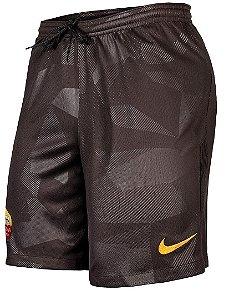 Calção oficial Nike Roma 2017 2018 III jogador