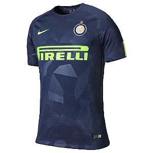 Camisa oficial Nike Inter de Milão 2017 2018 III jogador