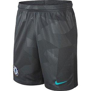 Calção oficial Nike Chelsea 2017 2018 III jogador