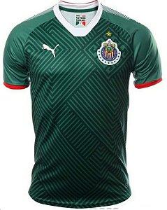 Camisa oficial Puma Chivas Guadalajara 2017 2018 III jogador