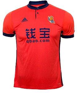 Camisa oficial Adidas Real Sociedad 2017 2018 II jogador
