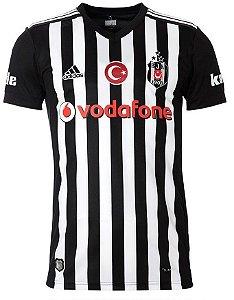 Camisa oficial Adidas Besiktas 2017 2018 II jogador