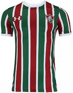 Camisa oficial Under Armour Fluminense 2017 I jogador