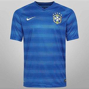 camisa oficial nike seleção brasileira 2014 II jogador
