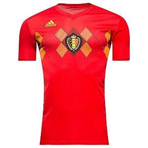 Camisa oficial Adidas seleção da Belgica 2018 I jogador