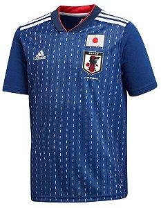 Camisa oficial Adidas seleção do Japão 2018 I jogador