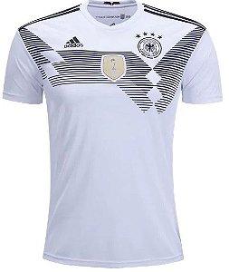 Camisa oficial Adidas seleção da Alemanha 2018 I jogador