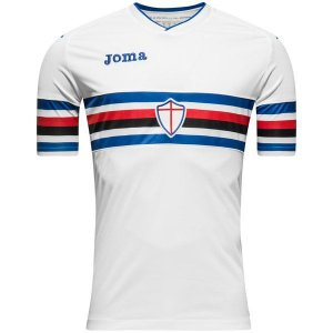 Camisa oficial Joma Sampdoria 2017 2018 II jogador