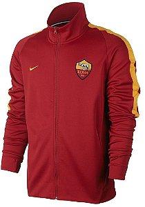 Jaqueta oficial Nike Roma 2017 2018 Vermelha