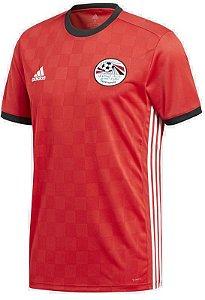 Camisa oficial Adidas seleção do Egito 2018 I jogador