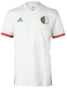 Camisa oficial Adidas seleção da Argélia 2018 I jogador